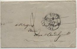 LSC 1833 Rouen Pour Les Andelys. CAD Type 12 - 1801-1848: Precursori XIX