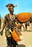 1 AK Tschad - Tchad * Le Chef De Danses - IRIS Karte Nummer 5426 - Tschad