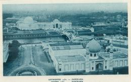 Anvers 1930; Exposition Internationale. Panorama - Non Voyagé. (Ed. Géo. M. Potié) - Antwerpen