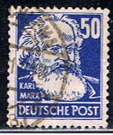 A2 995 // YVERT 44 // 1948 - [6] República Democrática