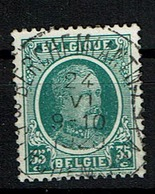 254  Obl Concours Berchem (Anvers) - 1922-1927 Houyoux