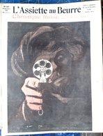 RUSSIE RUSSIA GALANTARIS GRECE  NICOLAS 2 REVOLUTION  ASSIETTE AU BEURRE N° 287 BON ETAT GRAVURES 1906 - Books, Magazines, Comics
