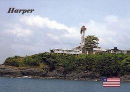 1 AK Liberia * Der Ort Harper Am Cape Palmas - Der Südwestlichste Punkt Von Liberia * - Liberia