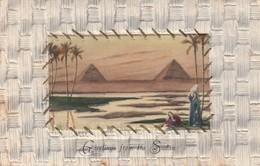 Greetings From The SUDAN, Nile & Pyramids , EGYPT , 00-10s - Pyramids