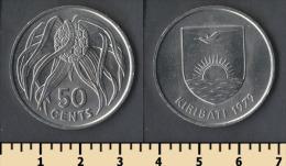 Kiribati 50 Cents 1979 - Kiribati