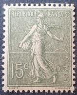R1934/172 - 1903 - SEMEUSE FOND LIGNE - N°130 NEUF** - 1903-60 Semeuse Lignée