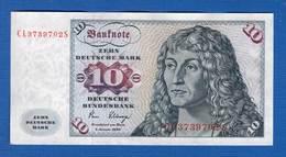 All 10  Mark  1980 - [ 7] 1949-… : RFA - Rep. Fed. Tedesca