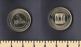 Albania 10 Lekë 2005 - Albanie