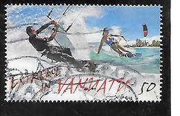 TIMBRE OBLITERE DE VANUATU DE 2014 N° MICHEL 1524 - Vanuatu (1980-...)