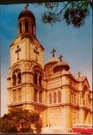 Ak Bulgarien - Warna - Die Kathedrale Hl. Mutter Gottes - Kirchen U. Kathedralen