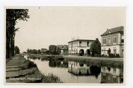 D096 - Dedemsvaart Hoofdvaart - Hotel Steenbergen - Uitg G J Gelderman - Dedemsvaart