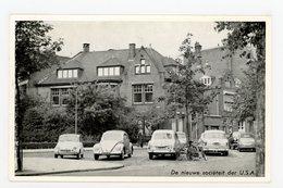D097 - Amsterdam - De Nieuwe Sociéteit Der U.S.A. - Volkswagen Kever - Amsterdam