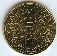 Liban Lebanon 250 Livres 2012 UNC KM 36 - Libanon