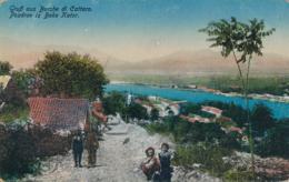 PC12225 Gruss Aus Bocche Di Cattaro. B. Hopkins - Postkaarten