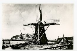 D100 - Westerburen Kollumerland - Watermolen Polder Werteburen - Gesloopt - Molen - Moulin - Mill - Mühle - Other