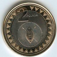 Soudan Du Sud South Sudan 2 Pounds 2015 UNC KM 5 - Monnaies