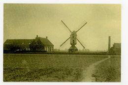 D107 Rijkevorsel Molen Van Den Kinschot - 1919 Weg / Verplaatst - Molen - Moulin - Mill - Mühle - Rijkevorsel