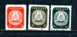 Lettonie 1941 - Lettonie