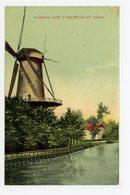 D110 - Rijswijk Café T'Molentje A/d Schie - Jaren 10 - Molen - Moulin - Mill - Mühle - Nederland