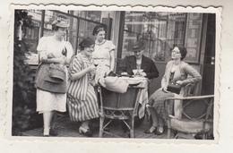 Tongeren - Café - 1937 - Foto 6 X 9 Cm - Lieux