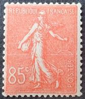 R1934/192 - 1924 - SEMEUSE FOND LIGNE - N°204 NEUF** - 1903-60 Semeuse Lignée