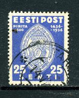 Estonie 1936 Y&T 149 ° - Estonie