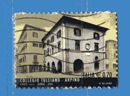 Italia- °-2014 -  COLLEGIO TULLIANO - Unif. 3543.  Usato.   Vedi Descrizione - 6. 1946-.. Repubblica