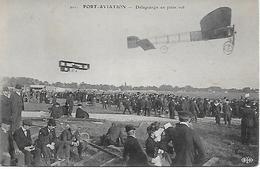 PORT- AVIATION- DELAGRANGE EN PLEIN VOL - Aviateurs