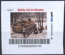 Biber Post SdKFZ 142 Im Einsatz (Sturmgeschütz III Wehrmacht) (60) G856 - [7] Federal Republic