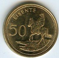 Lesotho 50 Lisente 2010 UNC KM 65 - Lesotho