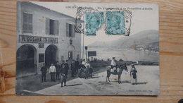 Imperia  Grimain  En Promenade A La Frontiere D'italie - Italia