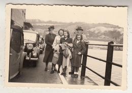 Dover - Douvres - La Traversée - Photo 6 X 9 Cm - Bateaux