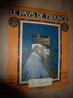 1916 LPDF:Argonne (Belg);La Schlague;Lods;Fricourt;Carso;Gorizia;Castagnavizza;Explosion Jersey(USA);Bohemica;Izvor;etc - Revues & Journaux