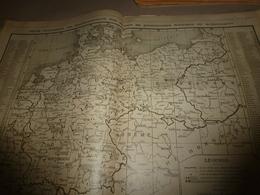 1916 LPDF:Carte Des Camps De Prisonniers;Saucisse En Flamme;La Schlague;Frise;Hem;Curlu;Foucaucourt;Aviateur Chaput;etc - Revues & Journaux