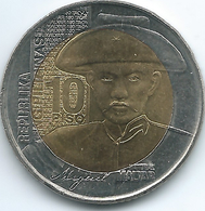 Philippines - 10 Piso - 2014 - 150th Anniversary Of The Birth Of Miguel Malvar - KM289 - Philippinen
