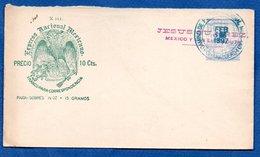 Mexique - Entier Postal - - Mexiko