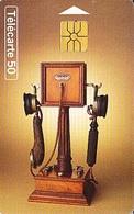 FRANCE Télécarte Gem De 12.97 De 50 Unités    Téléphone Deckert 1920     Tirage 1k Ex. - Telephones