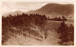 R193319 Caradoc From The Golf Links. Church Stretton. Tuck. RP - Mondo