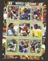 Somalia Football 2002 - Coppa Del Mondo