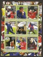 Somalia Football 2002 - Coupe Du Monde
