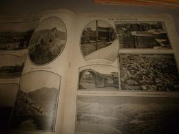 1916 LPDF:Arménie;Dépot-chevaux Croix Bleue à Paris;Erzeroum;Alpins Italiens;Bitlis;Van;Ketchi-Khalé;Dans Les Vosges;etc - Revues & Journaux