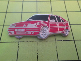 811F Pin's Pins / Beau Et Rare / THEME : AUTOMOBILES / CITROEN BX EN LEGER RELIEF - Citroën