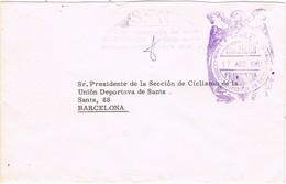 33270. Carta MADRID 1981. Franquicia Ministerio Cultura. Consejo De Deportes - 1931-Hoy: 2ª República - ... Juan Carlos I