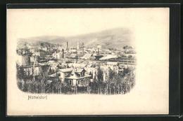 AK Wien-Hütteldorf, Ortsansicht - Unclassified