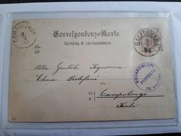 Gallignana - Istria - 1898. - Pisino - Croatia