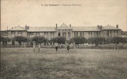 LE  CREUSOT - Ecole Des Moineaux  /  Commune Libre Des Quatre-Chemins 14-21 Juillet 1929 Election Communale Humoristique - Le Creusot