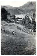 CPA   05      ENTREPIERRE        CENTRE DE VACANCES        LES BATIMENTS      TERRAINS DE JEUX - Autres Communes