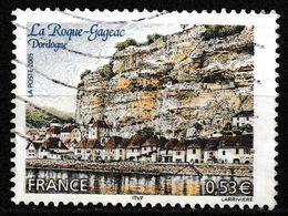 FRANCE : N° 3809 Oblitéré (La Roque-Gageac -Dordogne-) - PRIX FIXE - - Frankreich