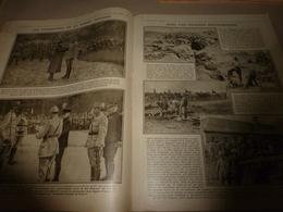 1916 LPDF: British Soldiers; Portrait De Guynemer (couverture);Macédoine;Finsbury;Le Beau Danube Rouge;Rancourt;etc - Revues & Journaux