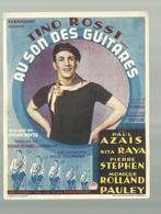 -**AU  SON  DES GUITARES  **- Casino  Charlemagne - HERSTAL - Cinema Advertisement